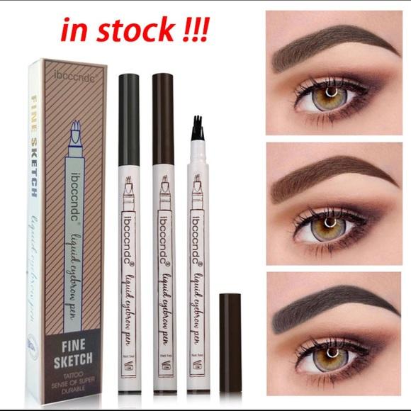 Makeup Fork Tip Eyebrow Pencil Poshmark